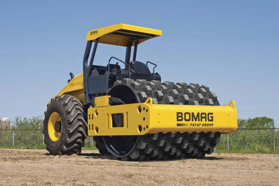 Road Machinery & Supplies Co. (RMS) has been named the primary dealer of Bomag soil, asphalt and landfill compaction products in 22 eastern Iowa counties and four Illinois counties.