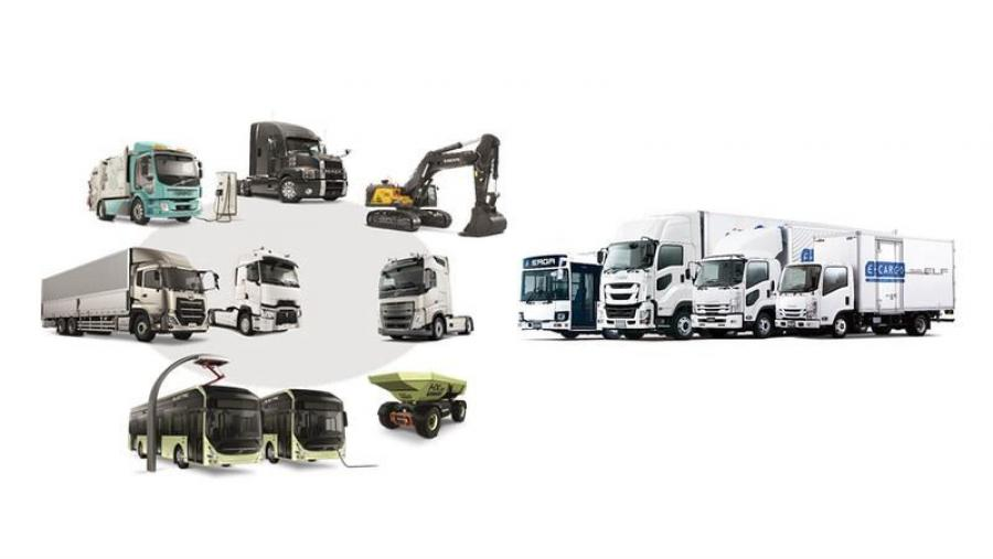 The alliance between the Volvo Group and Isuzu Motors is set to a build long-term and robust relationship.