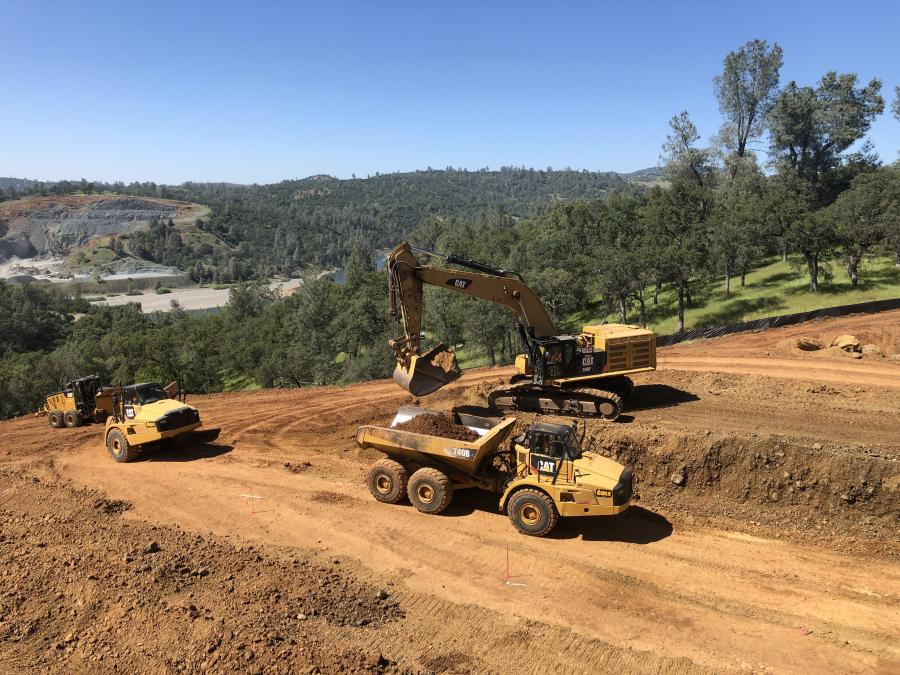 Crews from Flatiron are upgrading a 2-mi. section of SR 20 from the Yuba River Bridge to approximately 1/3-mi. east of Smartsville Road, widening segments of highway to create uniform 12-ft. wide lanes and shoulders to a standard 8-ft. width and constructing a new bridge.