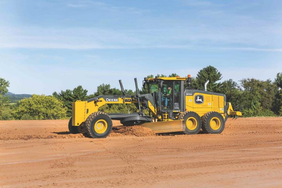 """These new features allow new operators to come up to speed more quickly, and all operators can take full advantage of the productivity of Deere graders,"
