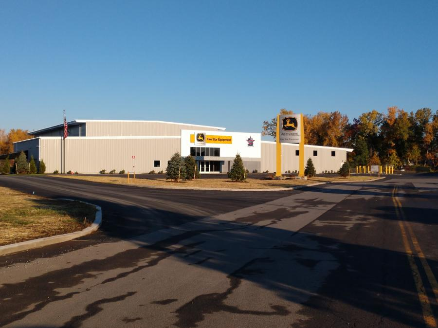 The new facility provides sales, rentals, parts and service throughout central New York state, including Seneca, Cayuga, Onondaga, Oswego, Madison, Oneida and Herkimer counties.