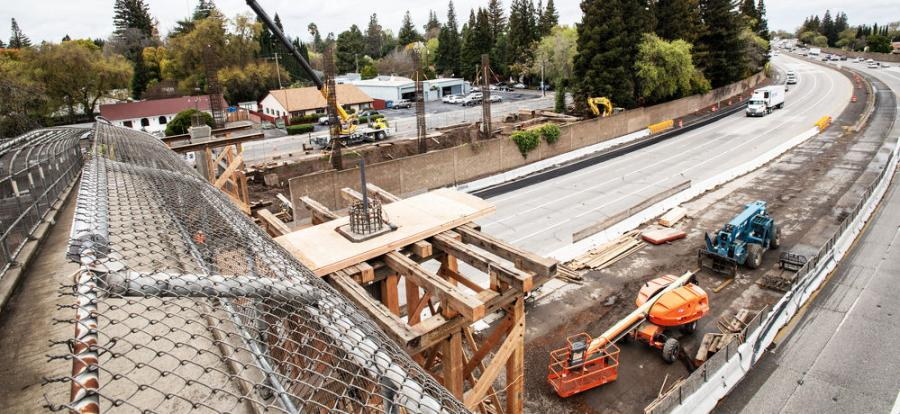 A progress report noted that Caltrans was on track, at current and projected rates of repair and rehabilitation, to meet SB 1 performance standards for pavement overall, bridges and culverts by the end of the 10-year reporting period.