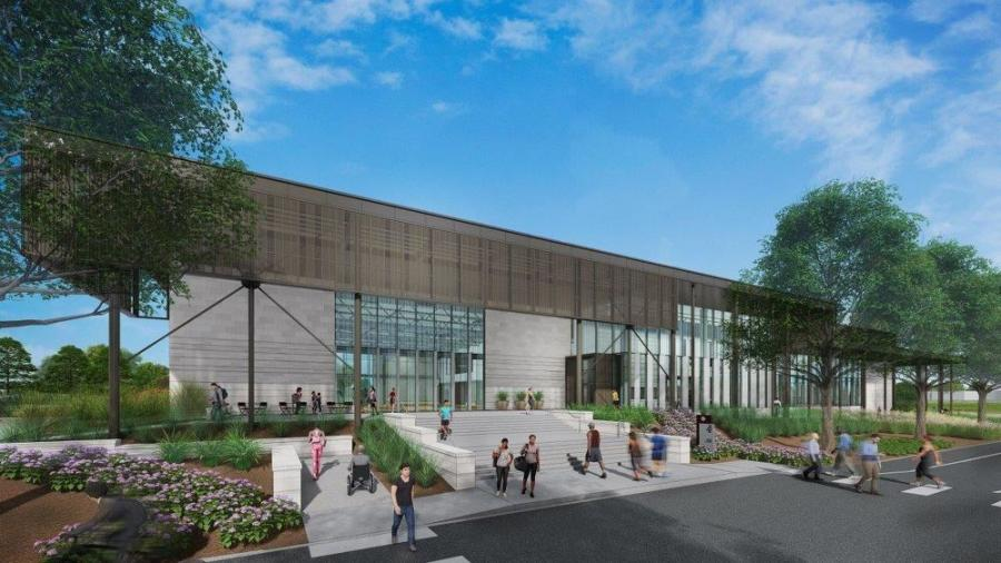 The recreation center will be located off Bizzell Street adjacent to the A&M golf course and across from Krueger, Mosher and Rudder halls. Construction could begin as early as December and is expected to be completed by June 2022.