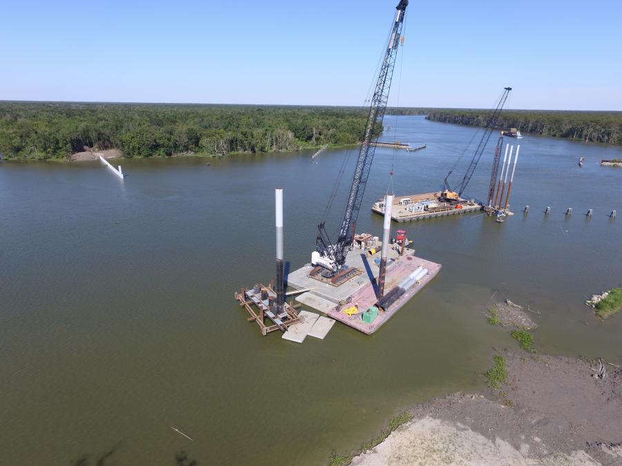The total awarded to date for the Louisiana Floodgate is $55,377,912, which is well below budget.