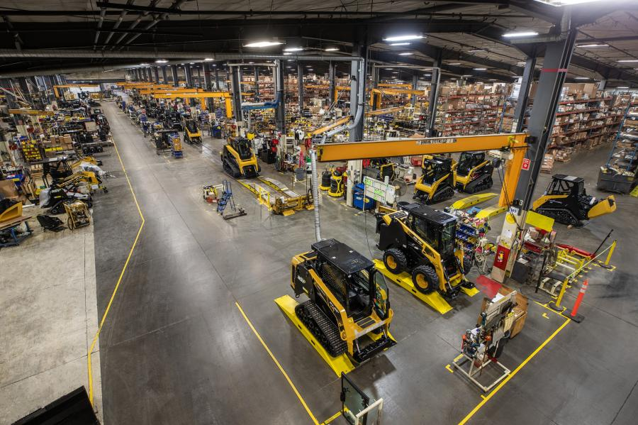 ASV is creating 28 new jobs in the company's Grand Rapids, Minn. facility.