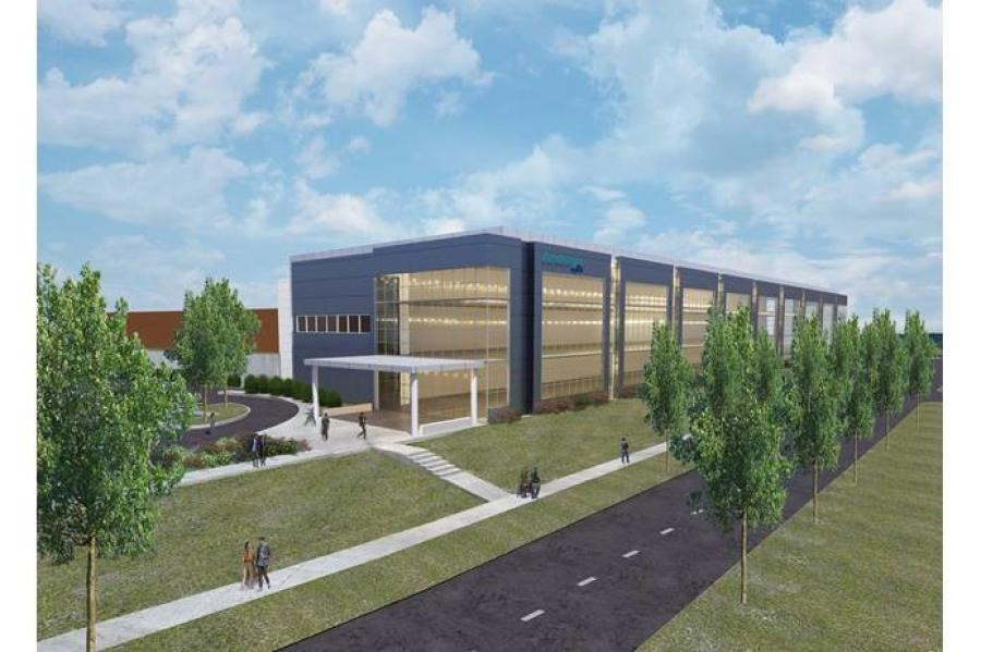 The 185,000-sq.-ft. facility will add a critical element to central Ohio's cell and gene therapy ecosystem.