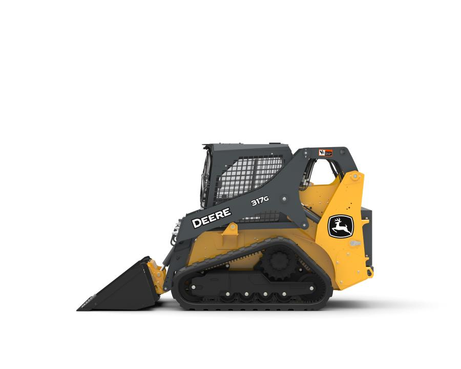 The new rubber tracks feature improvements to the construction and design, boosting performance and durability even when navigating challenging terrain and conditions, according to the manufacturer.