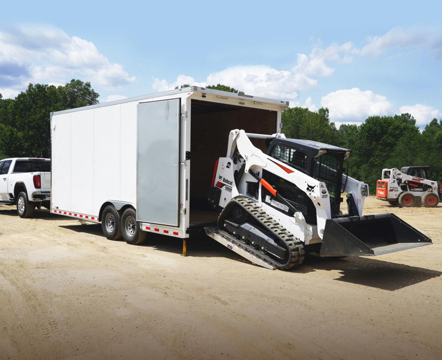 The Brute model is ideal for transporting up to 7,500 lb. equipment to job sites, securing them while there, and safely storing everything on location so equipment is warm, charged, clean and ready to work the next morning, according to the manufacturer.