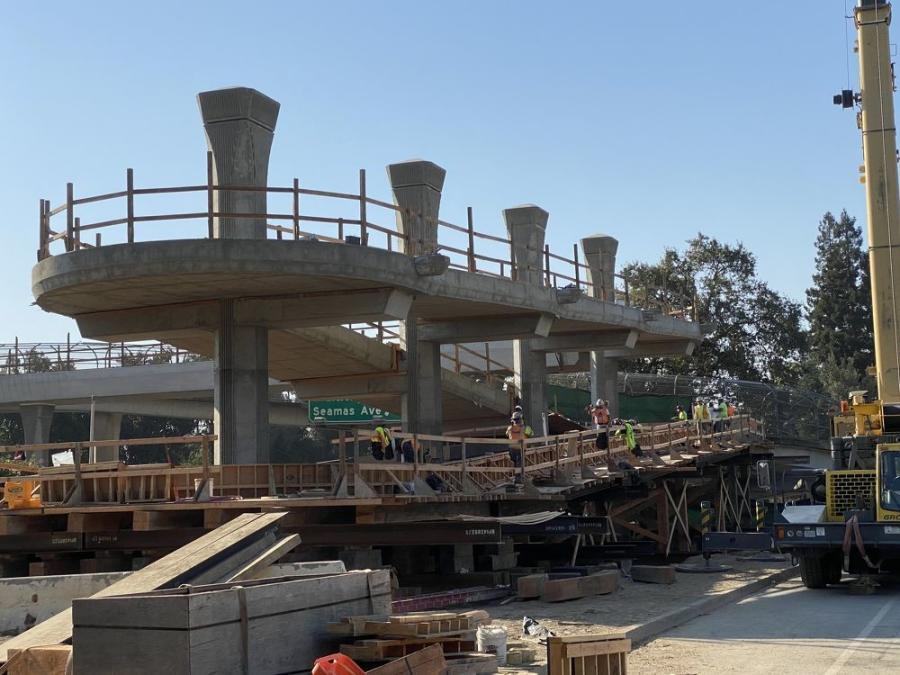 The Nor Cal Paving joint venture has made steady progress over the past 18 months on the $370 million Interstate 5 (I-5) Corridor Enhancement Project in Sacramento County.