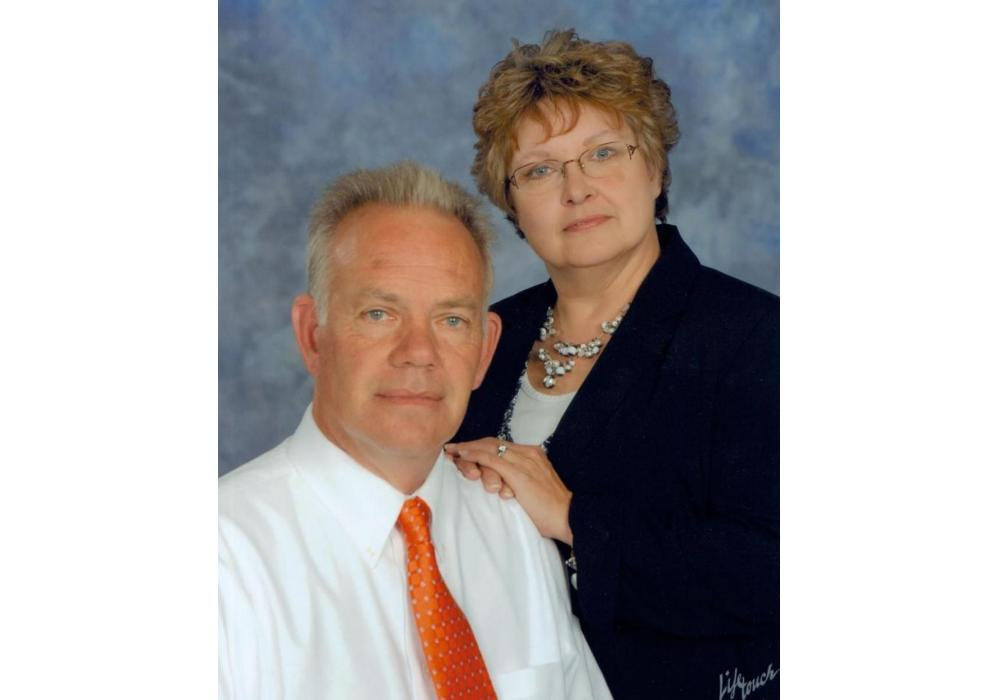 Edgar A. Browning and his wife, Peggy. Mr. Browning recently passed away at the age of 68.