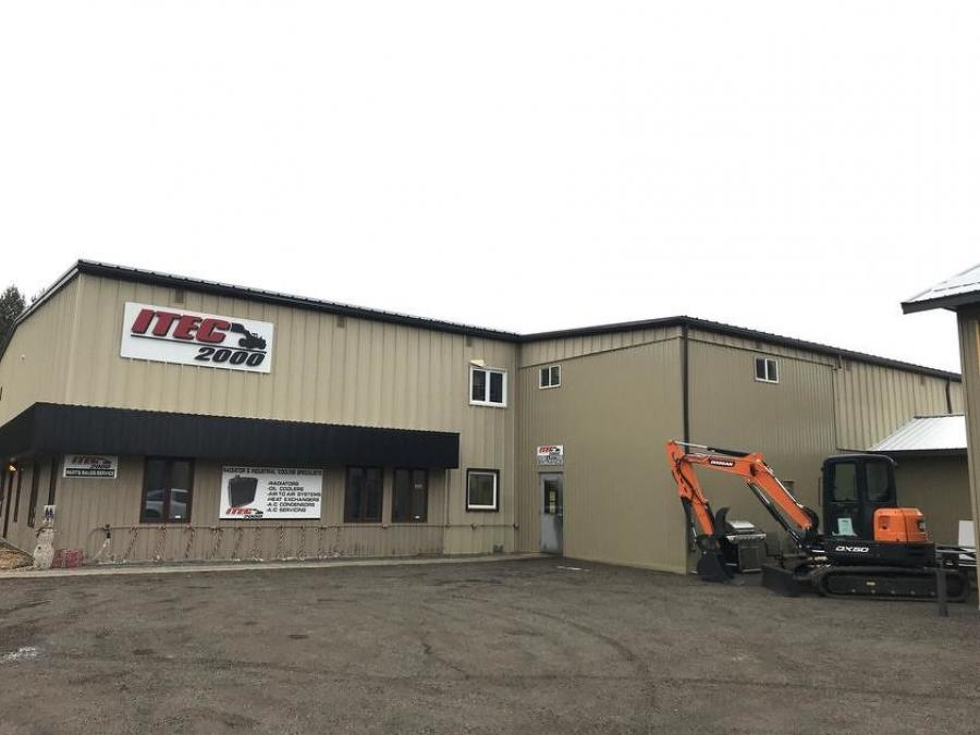 The Rosslyn dealership is located at 29 Gardner Road. The location will offer Doosan equipment designed to serve the core industries found in northern Ontario — forestry, mining and construction.
