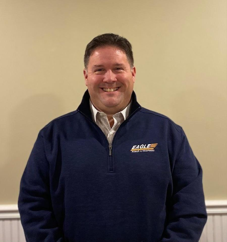 Eagle Power & Equipment announced that Jim Lutz has been appointed new sales manager effective January 2021.
