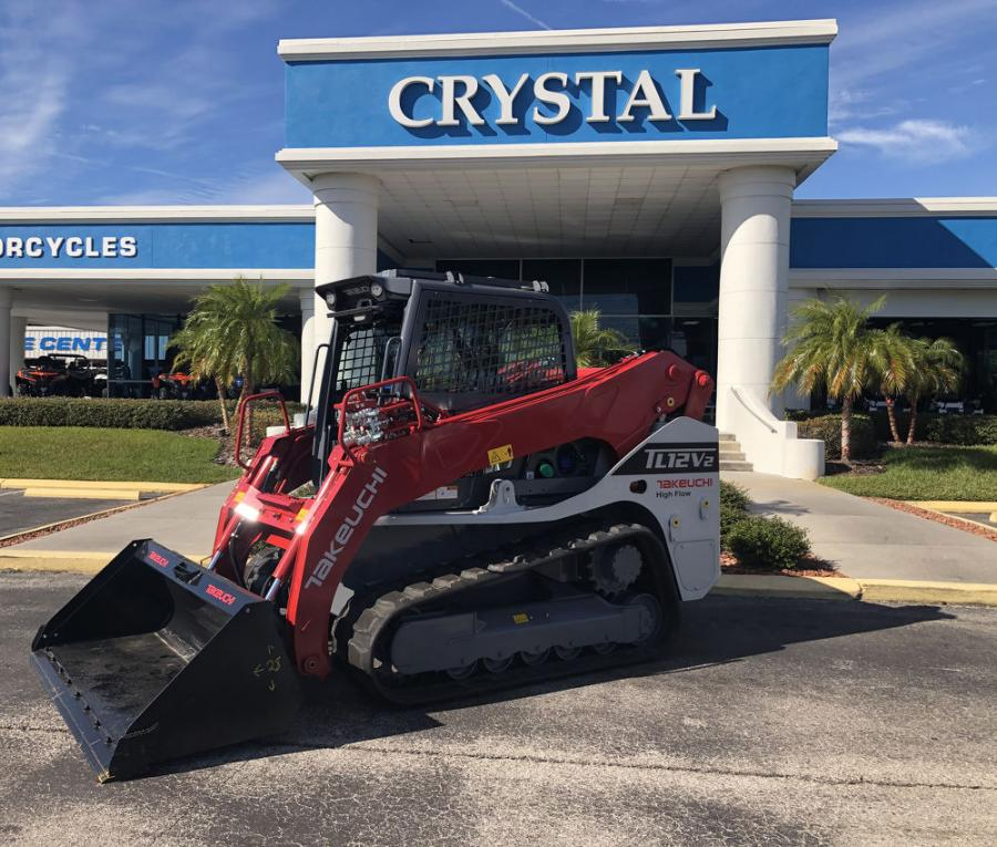 Owned by father-son team of Steve and Justin Lamb, Crystal Tractor Supercenters are part of Crystal Motorsports LLC, a subsidiary of Crystal Motor Car Company headquartered in Homosassa, Fla.