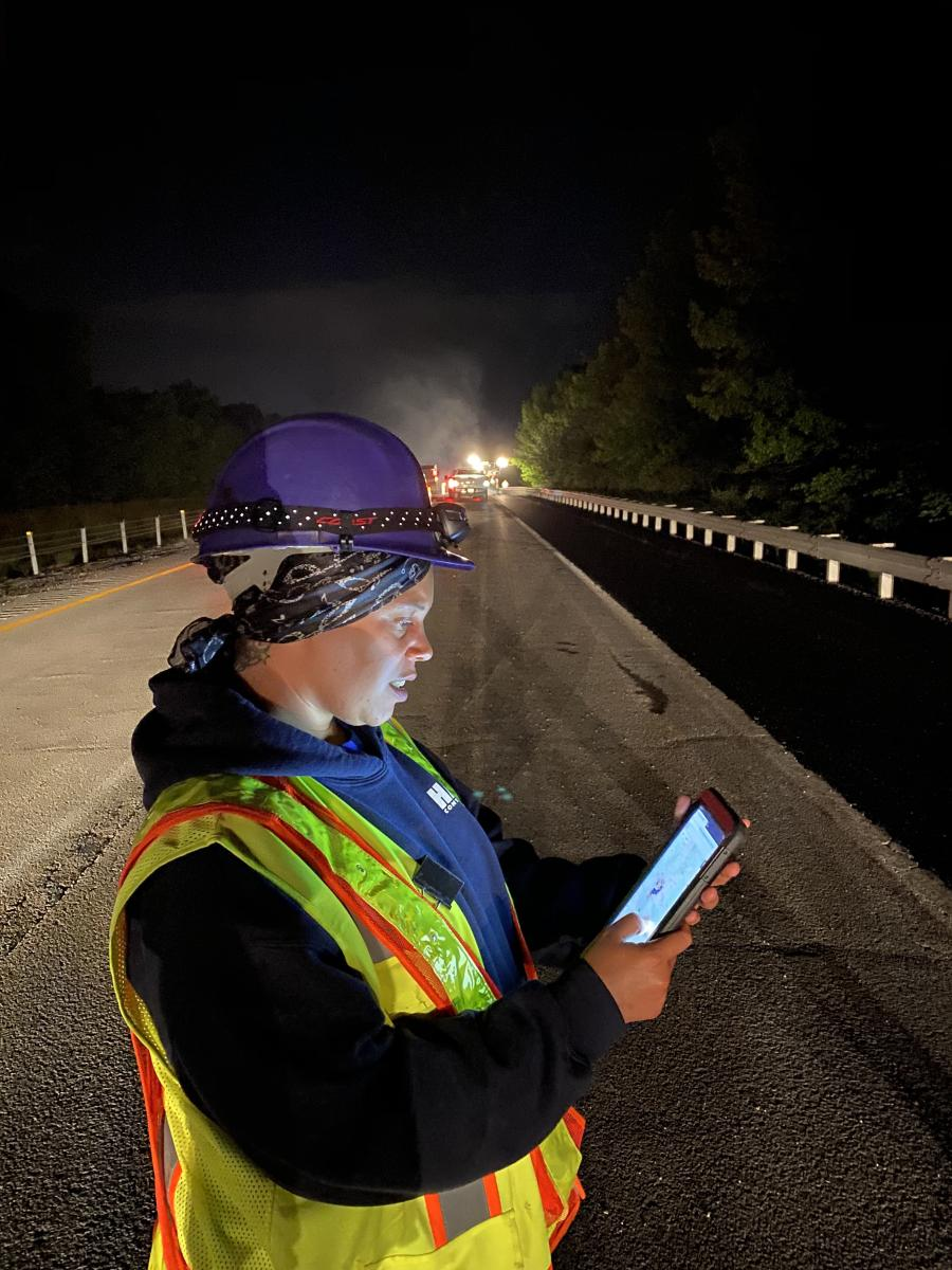 Quick access to data in the field drives operational efficiency and improves safety.