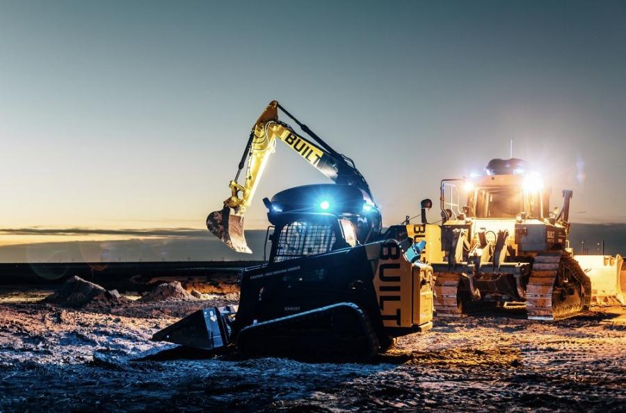 Built's technology turns standard construction equipment — including excavators, dozers and skid steers — into fully-autonomous robots.