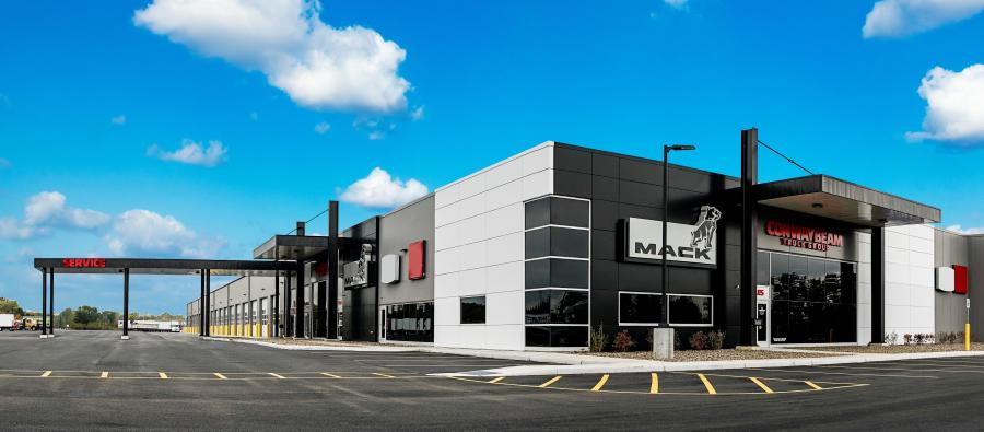 Conway Beam Truck Group, a 70-year Mack Trucks dealer, recently invested $16.2 million to open a new dealership near Buffalo in West Seneca, N.Y.