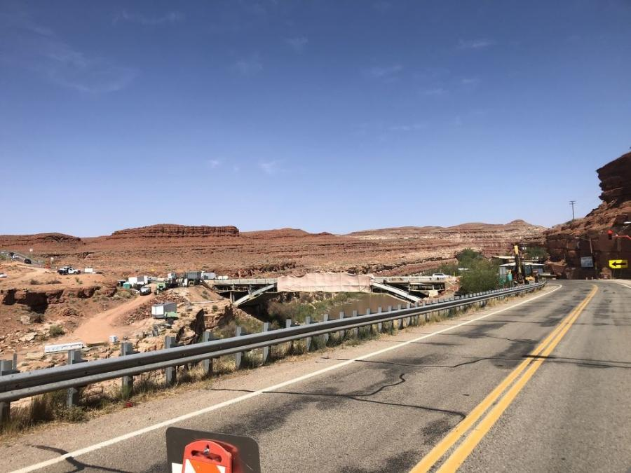 UDOT considered several options for upgrading the Jason R. Workman Memorial Bridge, including two new bridges, one that would have maintained the current alignment and another that would have been farther up the road and eliminated a hairpin turn necessary to access the current bridge.