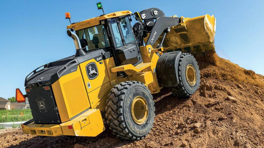 The X-tier models are built with the most innovative John Deere technology and features.