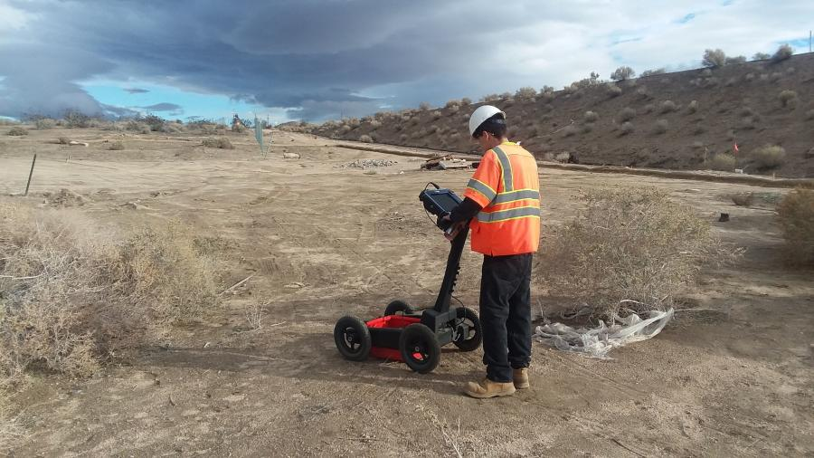 ExceeD GPR & Locating focuses on locating underground mains, including telecommunication, electricity distribution, natural gas, cable television, fiber optics, traffic lights, streetlights, storm drains, water mains and wastewater pipes.
