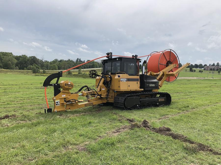 Vermeer is teaming up with BRON to support customers who are working to keep up with major global investments in rural fiber and underground infrastructure.