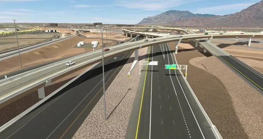 (Nevada Department of Transportation photo)