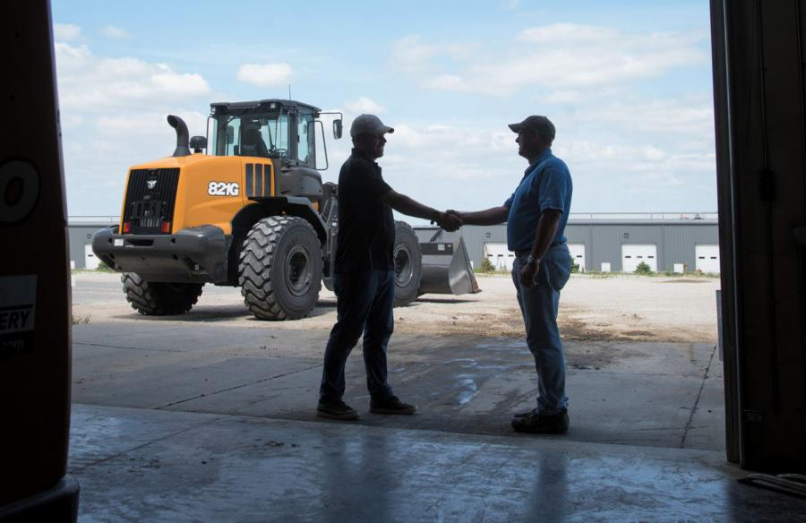 """The first official event as CASE LIVE will be a new webcast held with CNH Industrial Capital titled """"Finance Solutions to Help Grow Your Business"""" — focusing on ways for equipment buyers to wisely invest in equipment and solutions for long-term growth."""