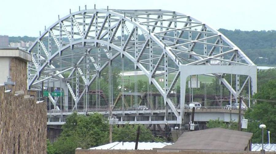 The new Missouri River Bridge will cost close to $220 million dollars to construct. (MoDOT photo)