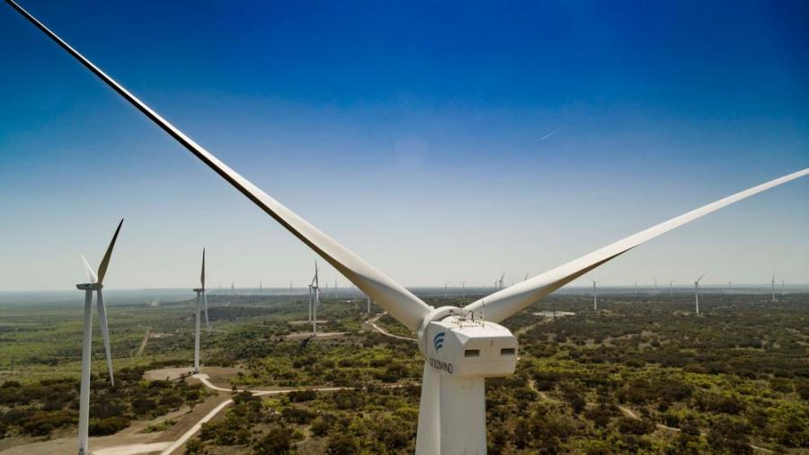 The companies have signed a 35 MW Wind Power Purchase Agreement (PPA) that will bring 25 MW wind power to BASF's Verbund site in Freeport and 10 MW wind power to the Pasadena site.