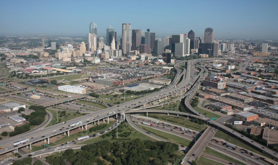 """WSP will take the lead role in providing TxDOT with the design and preparation of plans, specifications and estimates (PS&E) and related documents for improvements to the depressed I-30 roadway known as the """"Canyon."""""""
