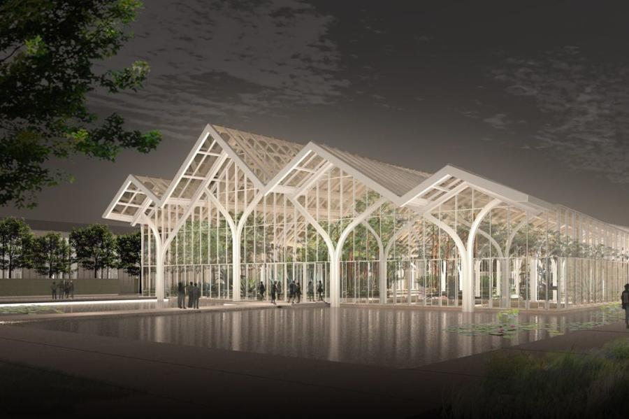 Pa.'s Longwood Gardens Planning a 17-Acre, $250M Makeover ...