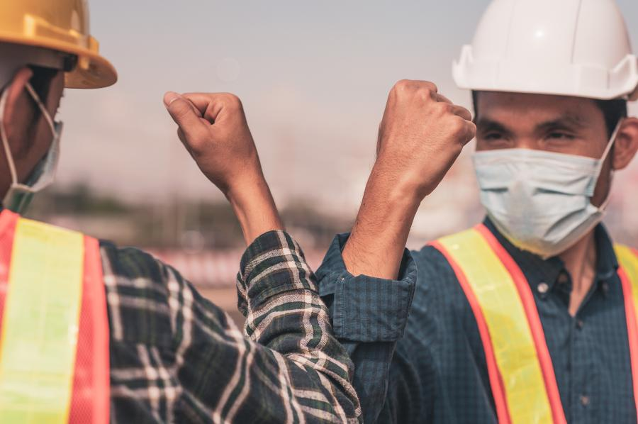 Generic COVID-19 workplace guidance doesn't make sense for the construction industry, and in some instances is redundant, construction associations maintain.
