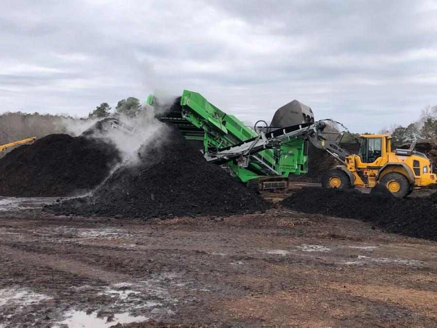 Avery Carter Compost + Soils reached out to Powerscreen Mid-Atlantic to turn waste into profit.
