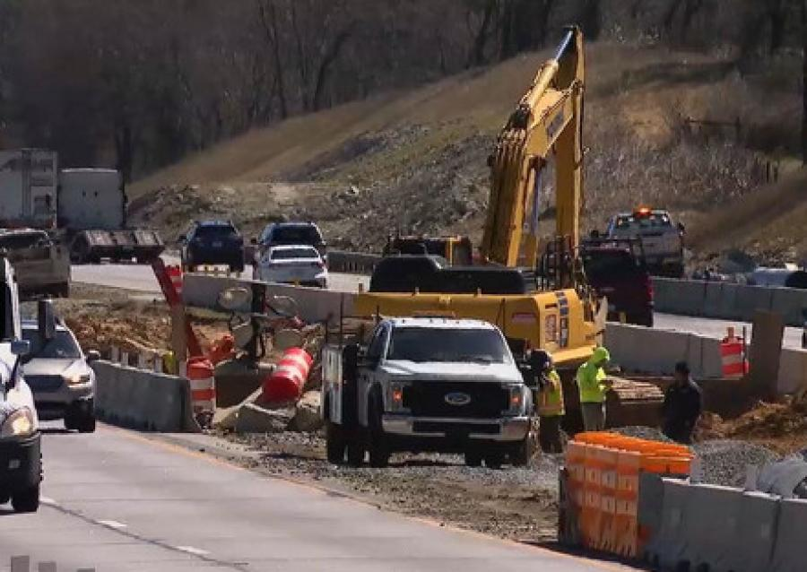 The NCDOT is offering a chance for people in underserved communities to attend highway construction trade academies. (WLOS staff photo)