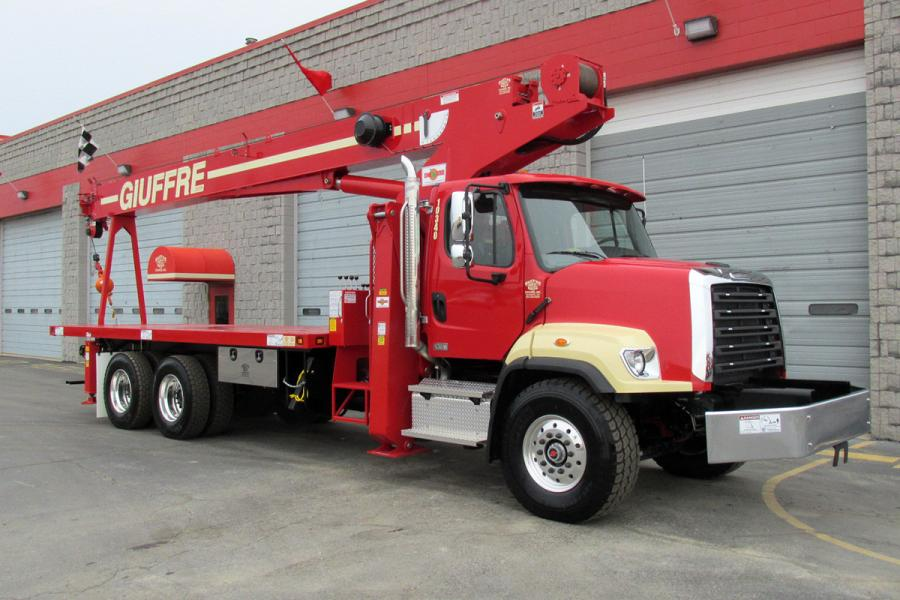 Giuffre Brothers Cranes Inc. was founded in Milwaukee, Wis., in 1963 by Frank and Dominic Giuffre, and is a supplier of boom trucks for the construction and roofing industry. The company has locations in Milwaukee, Wis., and Cicero, Ill.