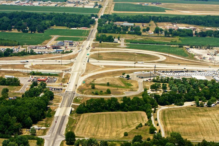 (Indiana Department of Transportation photo)