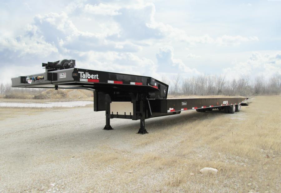 Talbert Manufacturing named Hale Trailer Brake & Wheel as its top dealer of 2020.