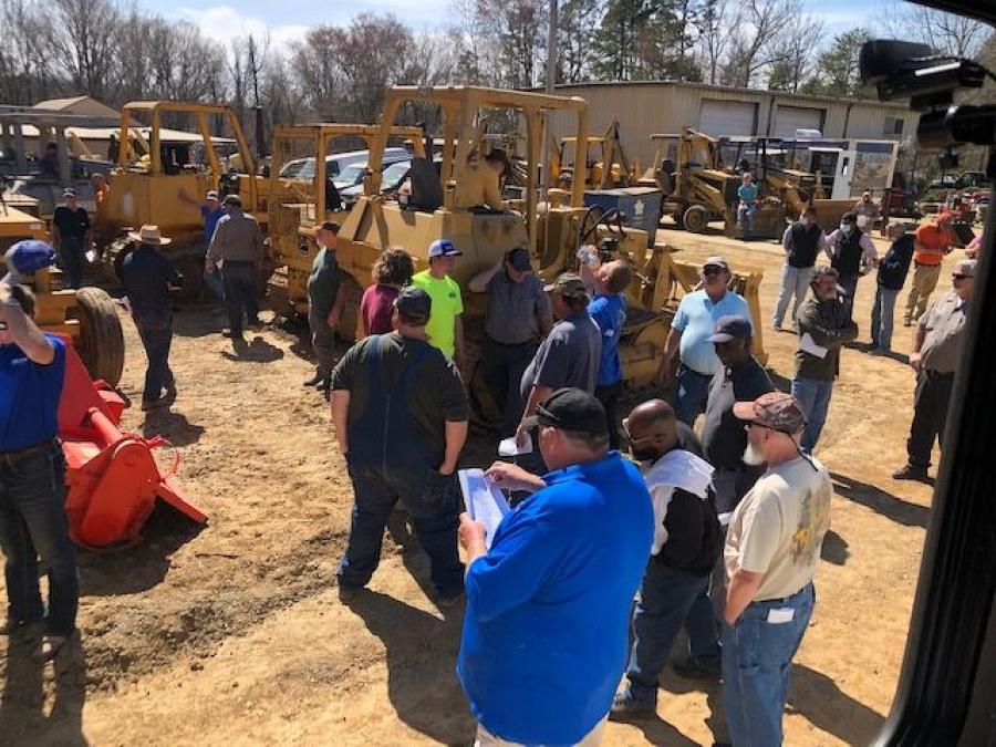 The Thomas family has decided to retire from their contracting company and commissioned Iron Auction Group to sell their assets.