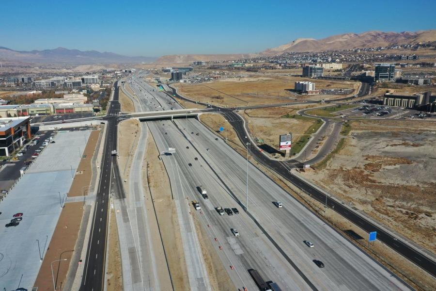 On Feb. 19, the Utah Transportation Commission approved a measure that involves transferring $23 million from the project that was to rebuild the pavement on I-15 from Pages Lane in Centerville all the way north to about where the freeway links to the Lagoon Amusement Park in Farmington.