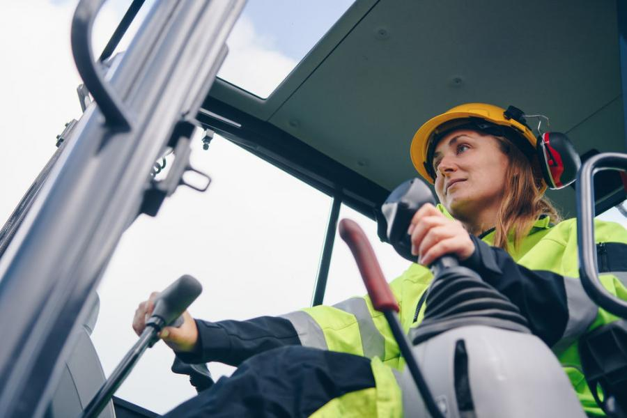 When exploring careers in construction, women should try a few different trades and look at where opportunities are.