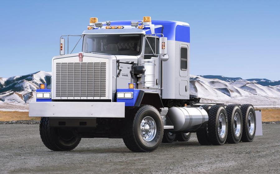The Bendix stability system for the Kenworth C500 comes with the Bendix 6S/6M configuration, which has six sensors and six modulators, and includes Bendix Smart ATC Automatic Traction Control and Bendix ESP.