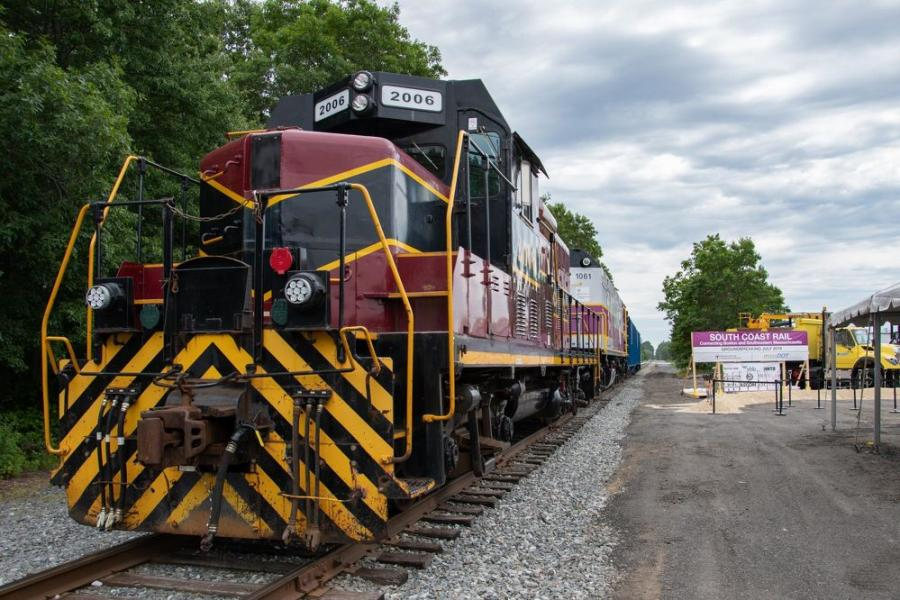 Under Phase 1 of the South Coast Rail Project, six new commuter rail stations will be built along the Middleborough-Lakeville line, including at Middleborough, East Taunton, Freetown, Fall River Depot, Church Street in New Bedford and New Bedford.
