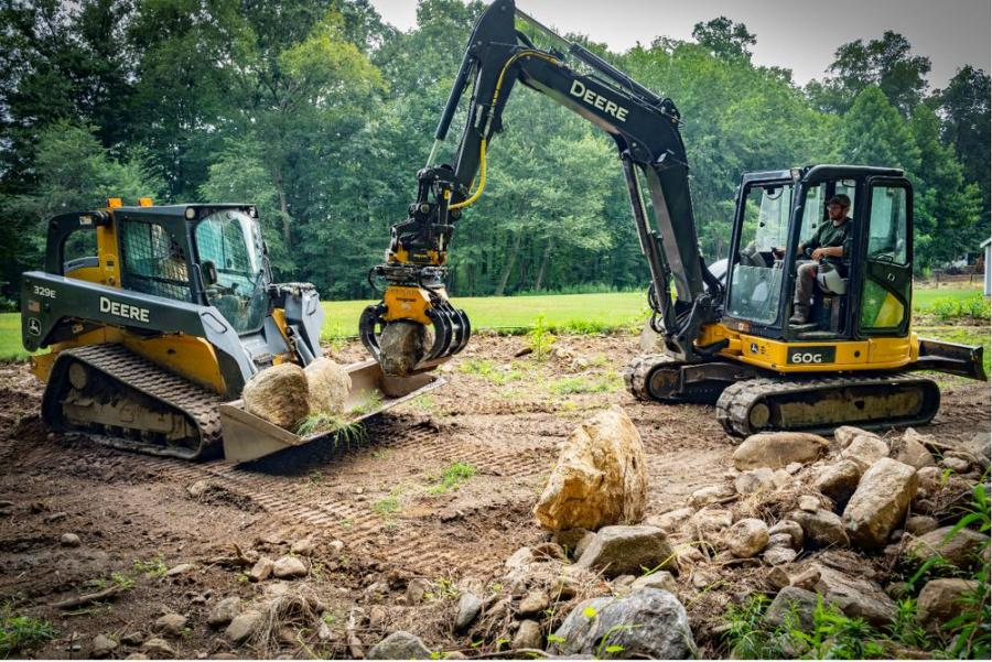 Through authorized John Deere and Hitachi excavator dealers in the United States and Canada, customers will be able to select Engcon's tiltrotators for the John Deere excavator range from 26G to 345G and the Hitachi excavator range from ZX26 through ZX345.