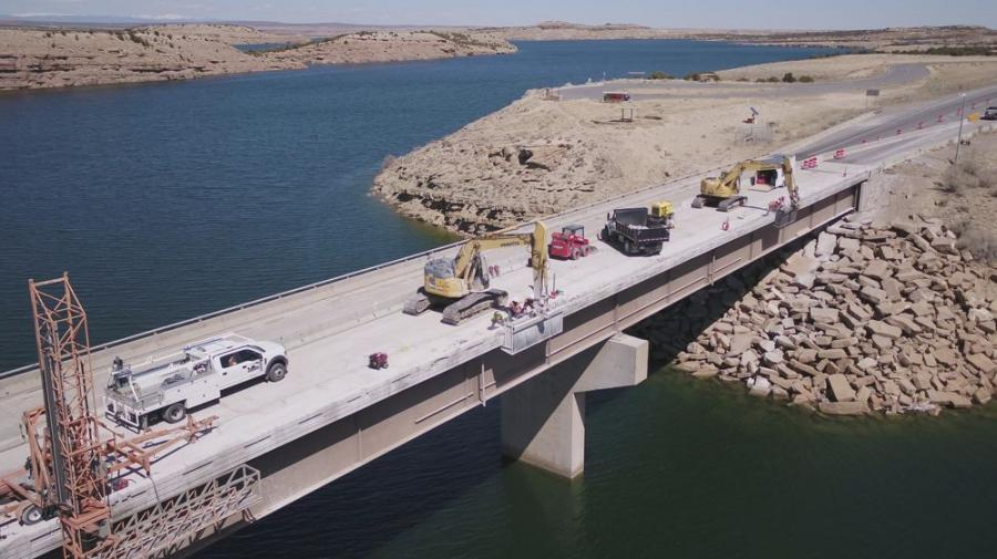 Projects like the Starvation Reservoir Bridge are  currently under construction in 2021. The Utah Department of Transportation recently said that this project is one of 185 that are being constructed this year — at a total value of $3.45 billion.