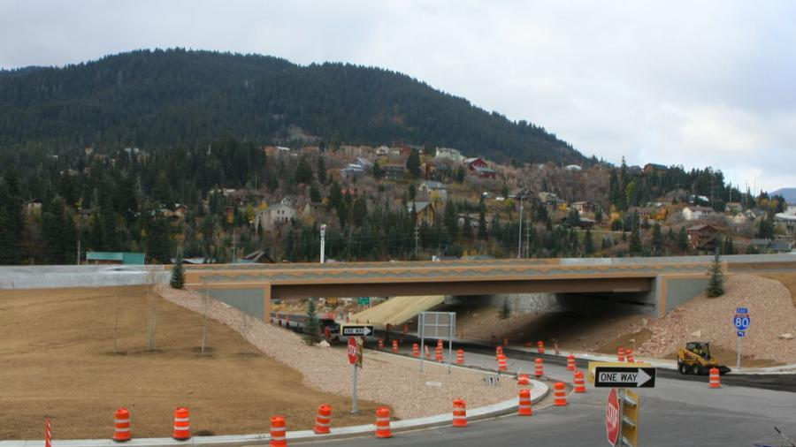 This project consists of the removal and replacement of existing concrete pavement; the design and replacement of four bridge structures; and widening and adding lanes to portions of the highway.