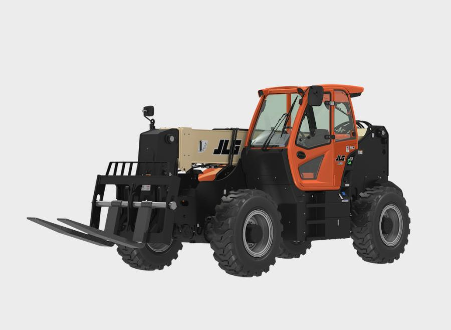 The 2733 is equipped with performance-enhancing productivity features, including a two-speed hydrostatic transmission with optional ride control and boom float to improve load stability and promote smoother operation on uneven terrain.