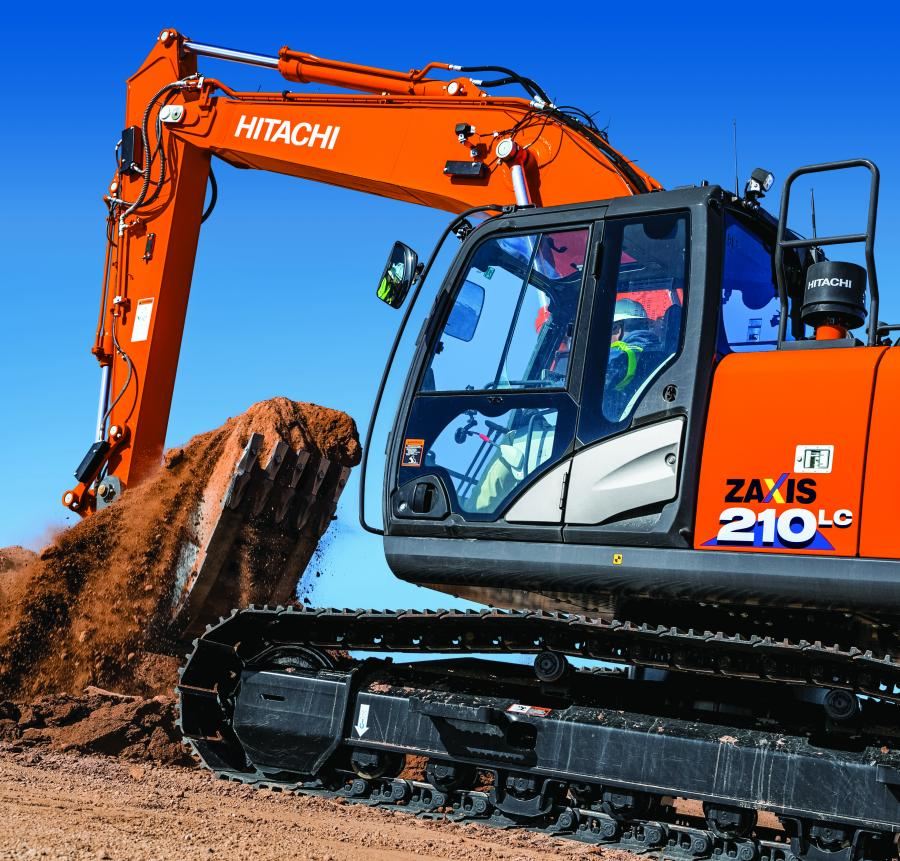 Hitachi grade management solutions help reduce labor, enhance speed and decrease the potential of rework compared to excavators without grade-management technology.