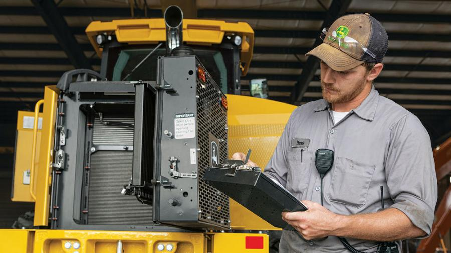First introduced on select models of John Deere Ag equipment, John Deere is extending the program to the construction equipment lineup.