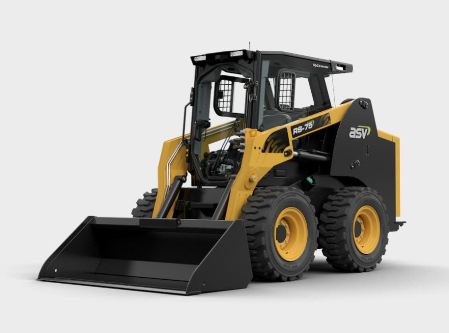 Like the tracked MAX-Series models, the skid steers benefit from a new, next-generation cab available with premium 360-degree visibility, a roomier operator area, a more comfortable seat, a new high-tech touch-screen display and more.
