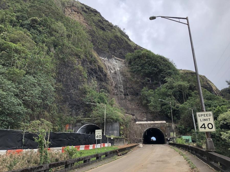 Sterling Construction Company will construct the highwy in Hawaii.