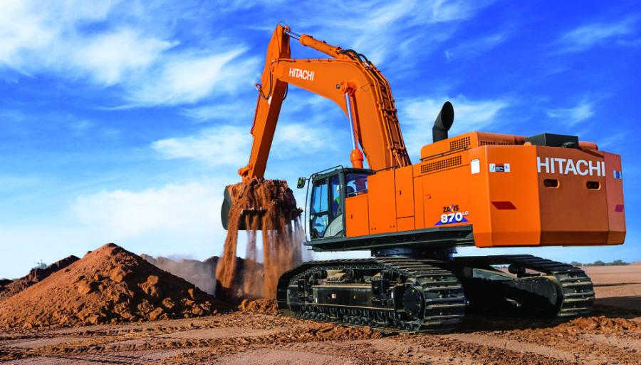 ZX Secure will be available for select Hitachi construction excavators ranging from the ZX75US-5 to the ZX870LC-6 in the United States and Canada beginning May 2021.